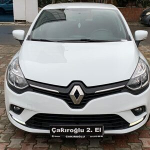 Renault Clio 2018 Touch