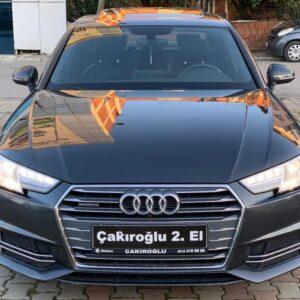 Audi A4 2016 Quattro Sport