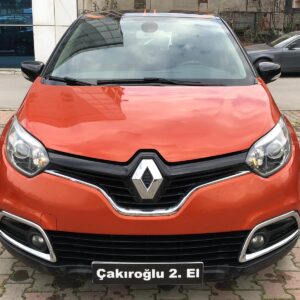 Renault Captur 2013 Icon